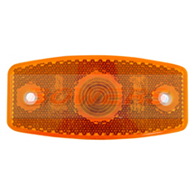 Jokon SMLR1006 12.1006.011 Caravan Motorhome Amber Side Marker Light Lamp